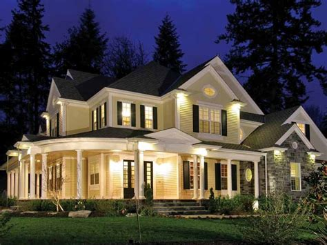 landhaus style country house plans at home source country farm