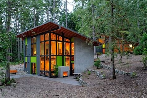 sustainable home in the forest idesignarch interior design architecture interior