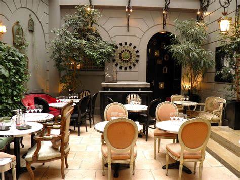 le restaurant le d 244 me du marais restaurant marais