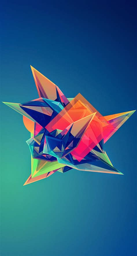 desktop wallpaper shapes 60 clever abstract iphone wallpapers for
