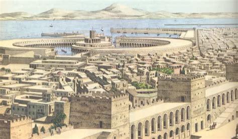 porto di cartagine i fenici