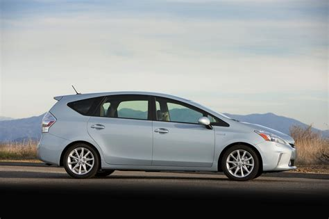 Toyota Prius Used Car Toyota Prius Hybrid Wagon Coming Soon To U S Market