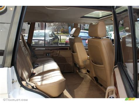 vintage range rover interior 1995 land rover range rover county lwb interior photo