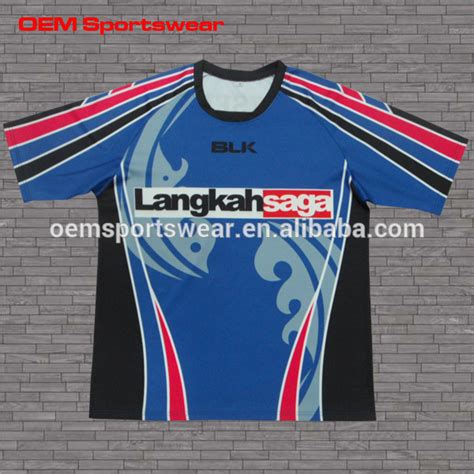 design rugby jersey malaysia customized new design sublimation malaysia rugby jersey