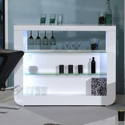 Mini Bar De Salon Ikéa by Modo Contemporary High Gloss Drinks Cabinet Display