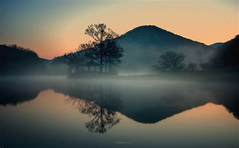 Landscape Photography Korea Stunning Reflected Landscapes Capture The Of South