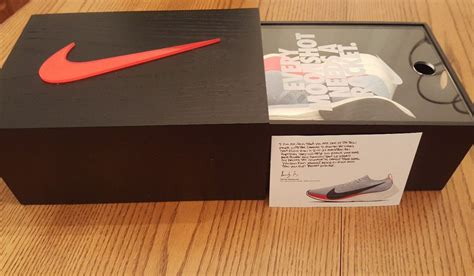 Kotak Pensil Resleting Adidas Nike nike s unreleased breaking2 shoe made for eliud kipchoge appears on ebay sneakernews