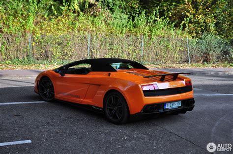 Lamborghini Gallardo Performante Lamborghini Gallardo Lp570 4 Spyder Performante 29