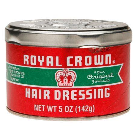 Pomade Royal Crown royal crown hair dressing walgreens