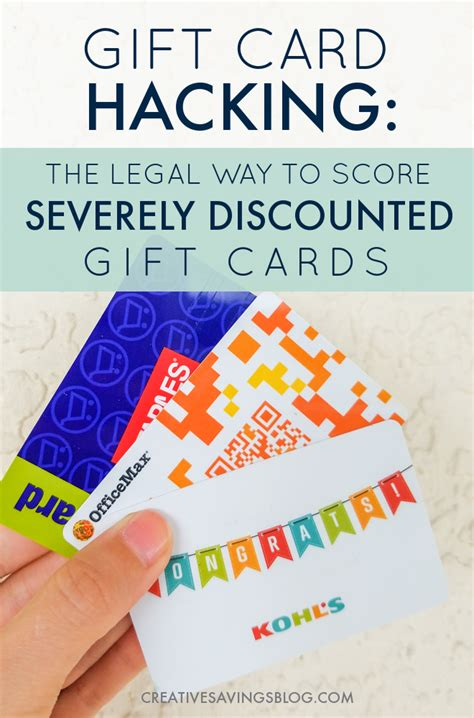 Where To Buy Gift Cards At A Discount - gift card hacking where to buy gift cards at a huge discount