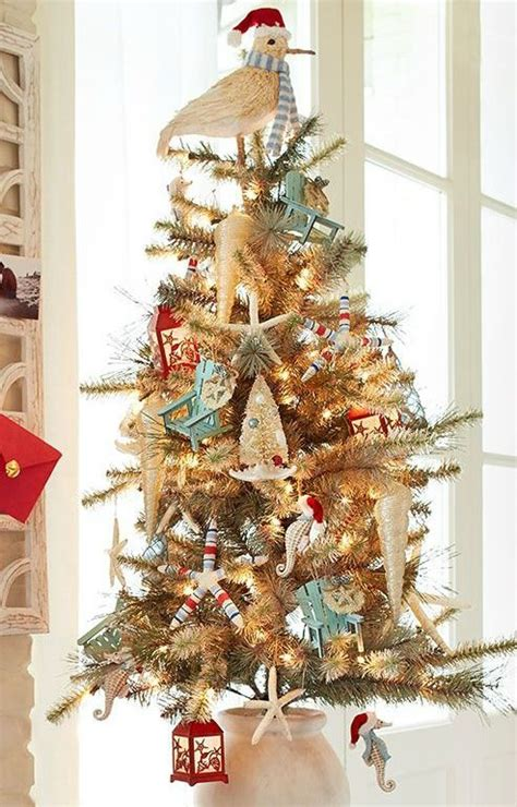 25 best beach christmas trees ideas on pinterest
