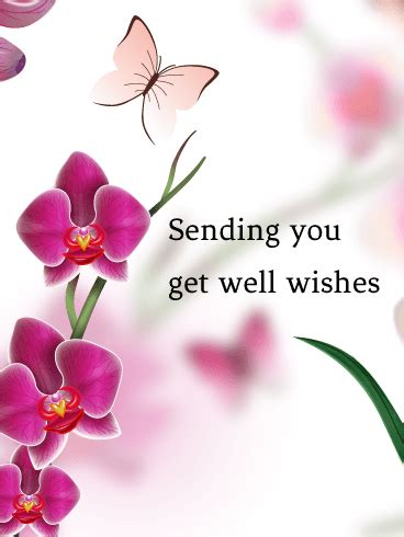 Greeting Cards When You Care Enough To Send The Best by Get Well Wish Card It Is Important To Show Someone How