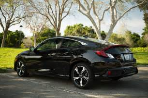 Honda Civic Coupe We Drive 2016 Honda Civic Coupe Is Light Shaped Like
