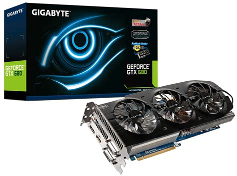 Vga P104 gigabyte preps geforce gtx 680 oc with 4 gb of memory