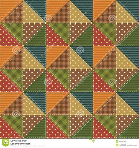 Patchwork Free Patterns - patchwork background with different patterns royalty free