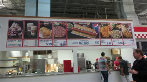 costco food review costco food court picture of costco deer tripadvisor