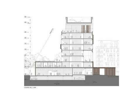 section 8 buildings 43 best images about architectural sections on pinterest