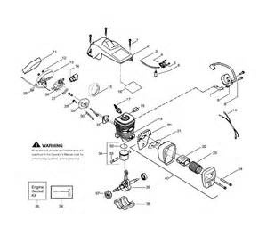 mcculloch mac 340 952802173 chainsaw engine spare parts diagram