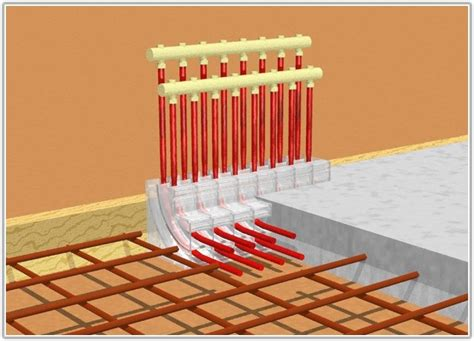 installing pex radiant floor heating flooring home