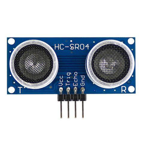 ultrasonic sensor hc sr module  arduino  rs