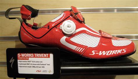 triathlon bike shoe specialized s works trivent triathlon shoe