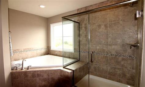 Garden Tubs For Small Bathrooms Garden Tubs With Shower Master Bathroom Garden Tub And