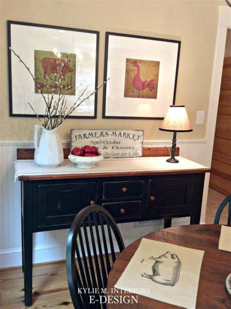 Kitchen Painting Ideas Pictures the best rustic farmhouse paint colours benjamin moore