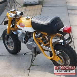 Honda Mini Bike For Sale 1971 Honda Z50 A Mini Trail Monkey Bike For Sale