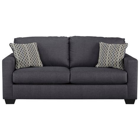benchcraft sofas benchcraft bavello 9730138 contemporary sofa with track