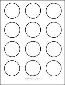 2 inch circle label template matte white printable sticker labels 100 sheets 2 inch