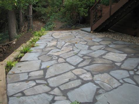 backyard flagstone exteriors inspiring outdoor stone patio floor tiles patio tile stone patio flooring in