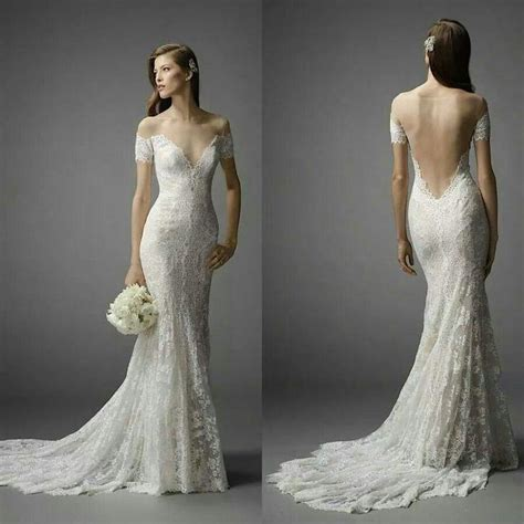2015 fitted wedding dresses sheer high neck off