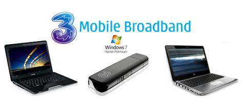 laptop mobile broadband 3 mobile broadband laptop