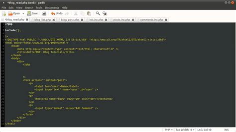 php tutorial blogspot php tutorial blog including commenting part 01 youtube