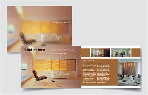23 interior decoration brochure templates free word