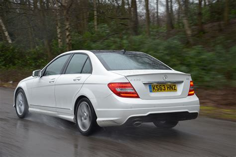 Review Used Mercedes C Class