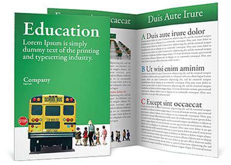 20 professional educational psd school flyer templates