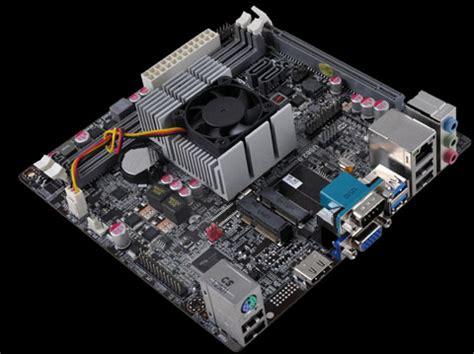 Biostar A68n 5100 Built Up Cpu Amd Apu A4 5100 Garansi ecs kbn i 5200 amd a6 5200 processor mini itx