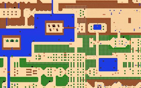 legend of zelda world map world the legend of zelda maps 1680x1050 wallpaper video