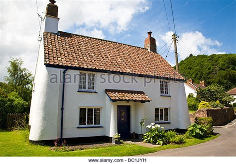 Cottages In Dunster by Dunster Somerset Stock Photos Dunster