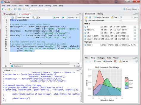 r statistical graphics software r software and tools for everyday use xrdsxrds