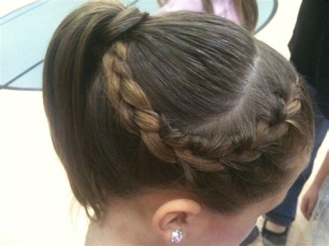 out of face hairstyles keep your flyaways out of your face with this adorable and