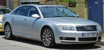 2003 Audi A5 File 2003 2005 Audi A8 4e 4 2 Quattro Sedan 2011 01 05