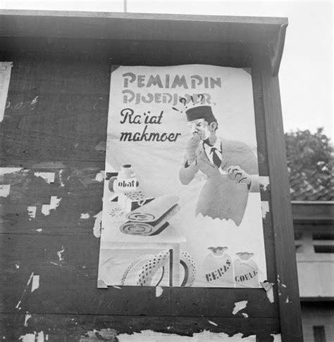 mural grafiti  poster perjuangan kemerdekaan indonesia
