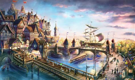 theme park kent paramount paramount london disneyland style theme park to be built