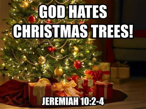 jesus preacher 187 xmas idolatry