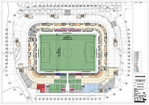 football stadium floor plan plymouth redevelopment of home park 46 000 pre