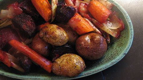 roasted root vegetables oliver for next year s hay straw bale gardners