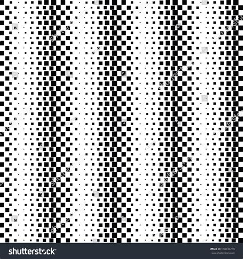 seamless halftone pattern seamless pattern strips pixels texture halftone stock