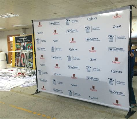 design step and repeat backdrop backdrop stand for banners displays step repeat walls